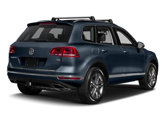2017 Volkswagen Touareg Wolfsburg Edition Orchard Park