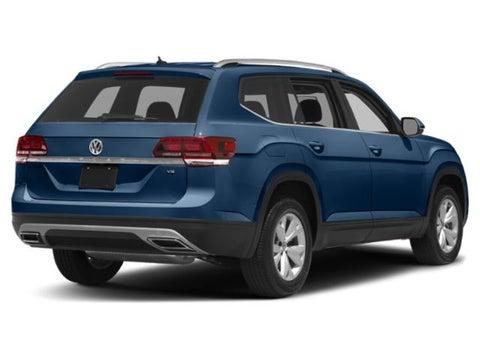 2019 Volkswagen Atlas 3.6L V6 SEL Premium - Volkswagen dealer serving Orchard Park NY – New and ...