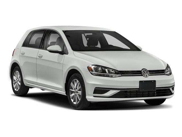 2018 Volkswagen Golf Se Volkswagen Dealer Serving